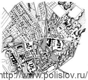 Агломерация населённых пунктов