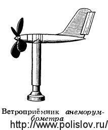 Анеморумбометр